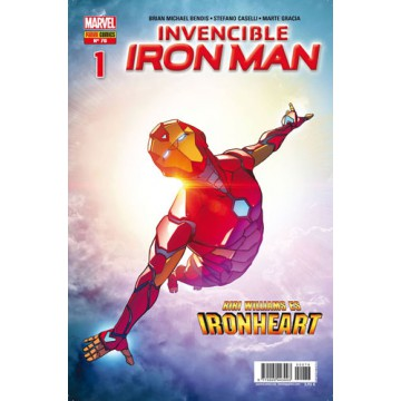 INVENCIBLE IRON MAN 76