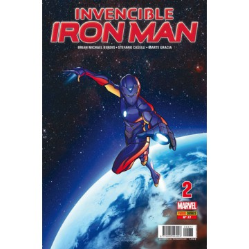 INVENCIBLE IRON MAN 77