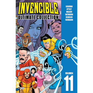 INVENCIBLE ULTIMATE COLLECTION 11