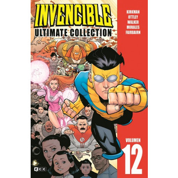INVENCIBLE ULTIMATE COLLECTION 12