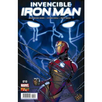 INVENCIBLE IRON MAN 85