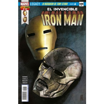 INVENCIBLE IRON MAN 92
