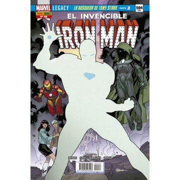 INVENCIBLE IRON MAN 88