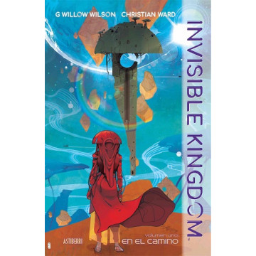 INVISIBLE KINGDOM 01: EN EL CAMINO