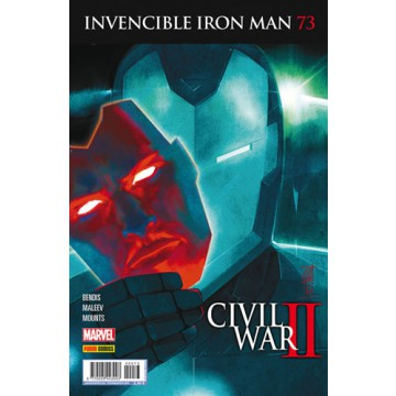 INVENCIBLE IRON MAN 73