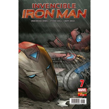 INVENCIBLE IRON MAN 82