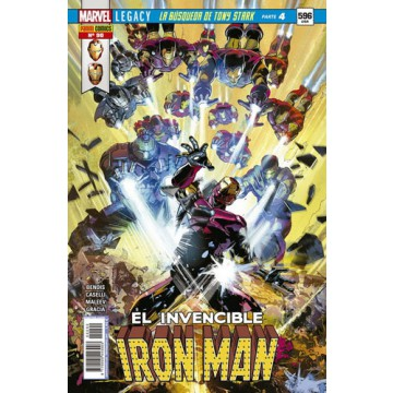 INVENCIBLE IRON MAN 90