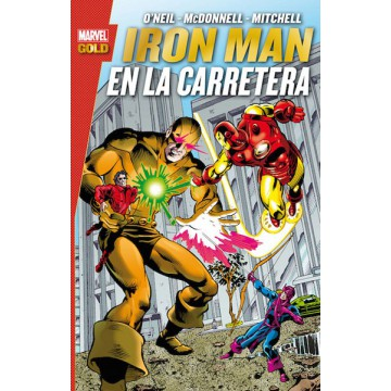IRON MAN: EN LA CARRETERA (Marvel Gold)
