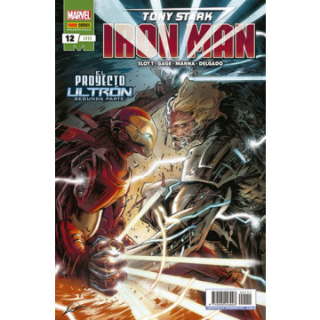 TONY STARK: IRON MAN 12 (Nº 111)