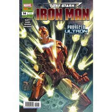 TONY STARK: IRON MAN 14 (Nº 113)