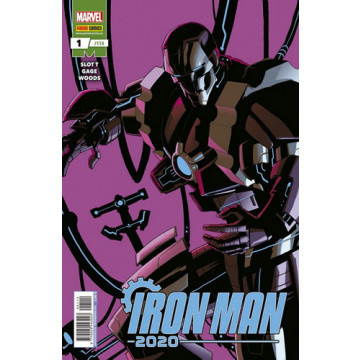 IRON MAN 2020 Nº01 (Nº 114)