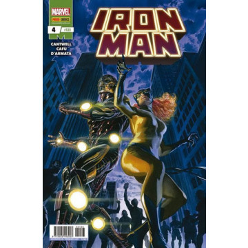 IRON MAN Nº04 (Nº 123)