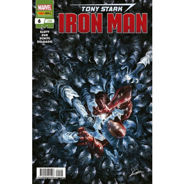 TONY STARK: IRON MAN 06 (Nº 105)