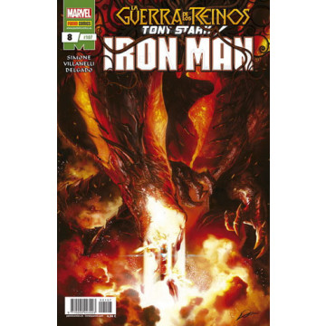 TONY STARK: IRON MAN 08 (Nº 107)