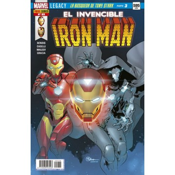 INVENCIBLE IRON MAN 89