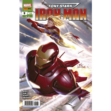 TONY STARK: IRON MAN 09 (Nº 108)