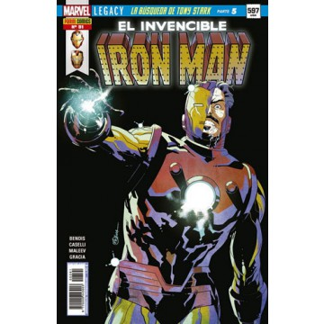 INVENCIBLE IRON MAN 91