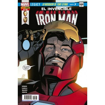 INVENCIBLE IRON MAN 93