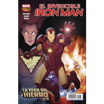 INVENCIBLE IRON MAN 95
