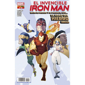INVENCIBLE IRON MAN 99