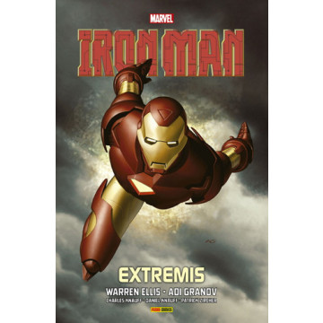 IRON MAN: EXTREMIS (Marvel integral)
