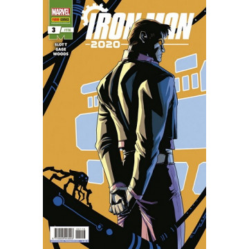 IRON MAN 2020 Nº03 (Nº 116)
