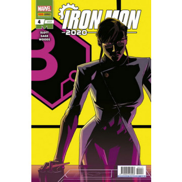 IRON MAN 2020 Nº04 (Nº 117)