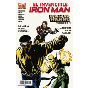 INVENCIBLE IRON MAN 97