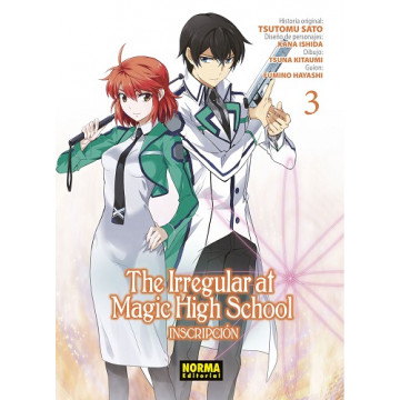 THE IRREGULAR AT MAGIC HIGH SCHOOL 03