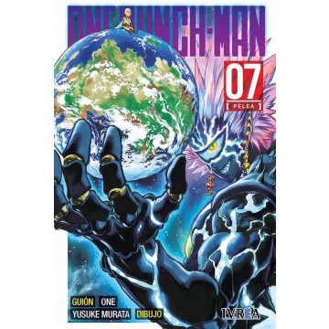 ONE PUNCH-MAN 07