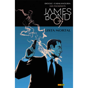 JAMES BOND 06: LISTA MORTAL