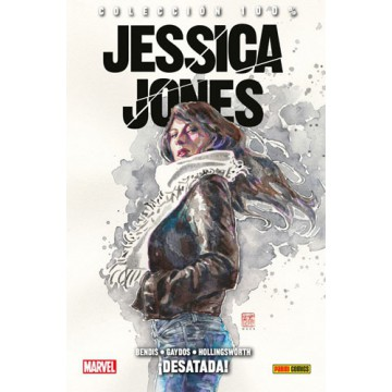 JESSICA JONES 01: ¡DESATADA!