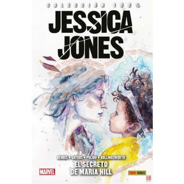 JESSICA JONES 02: LOS SECRETOS DE MARIA HILL