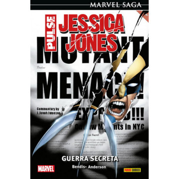 JESSICA JONES; THE PULSE 02. GUERRA SECRETA (Marvel Saga 114)