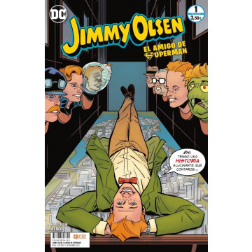 JIMMY OLSEN, EL AMIGO DE SUPERMAN 01 (de 06)