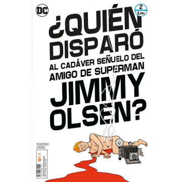 JIMMY OLSEN, EL AMIGO DE SUPERMAN 02 (de 06)