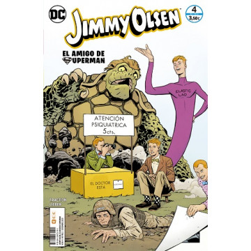 JIMMY OLSEN, EL AMIGO DE SUPERMAN 04 (de 06)