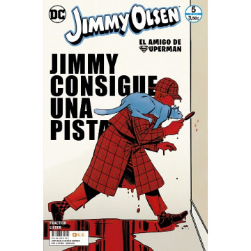 JIMMY OLSEN, EL AMIGO DE SUPERMAN 05 (de 06)