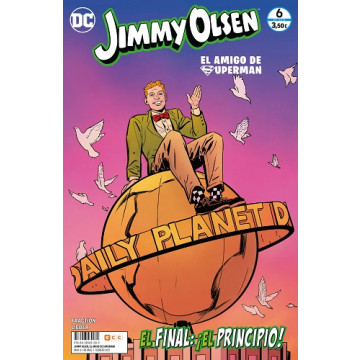 JIMMY OLSEN, EL AMIGO DE SUPERMAN 06 (de 06)