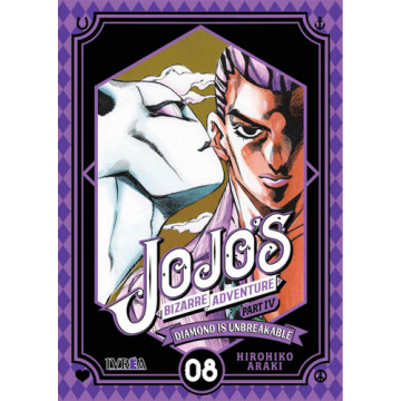 JOJO'S BIZARRE ADVENTURE. PARTE 4: DIAMOND IS UNBREAKABLE 08