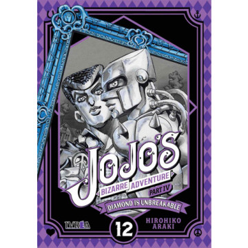 JOJO'S BIZARRE ADVENTURE. PARTE 4: DIAMOND IS UNBREAKABLE 12