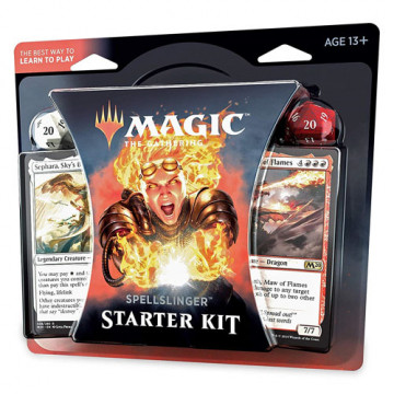 JUEGO DE CARTAS MAGIC THE GATHERING KIT DE INICIO - 2020 CASTELLANO