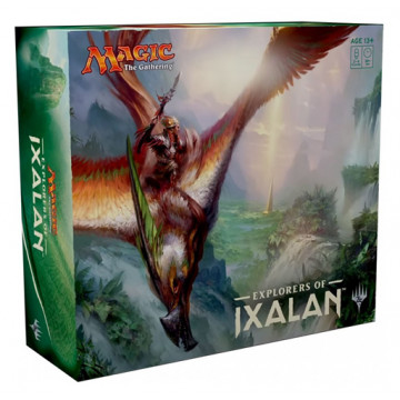 JUEGO DE MESA MAGIC EXPLORERS OF IXALAN (ED. EN INGLES)