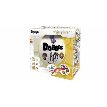 JUEGO DE CARTAS DOBBLE HARRY POTTER