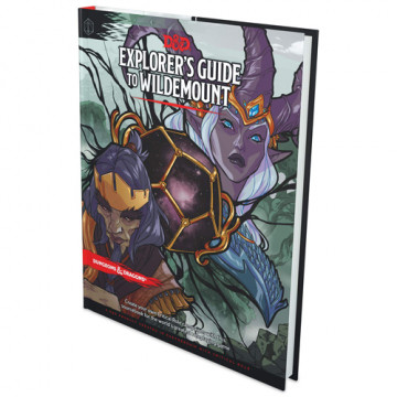 JUEGO DE ROL ADVENTURE EXPLORER'S GUIDE TO WILDEMOUNT (INGLES) - DUNGEONS & DRAGONS