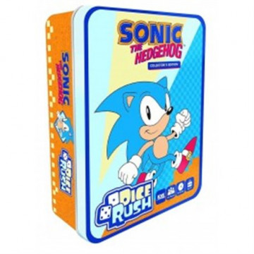 JUEGO SONIC THE HEDGEHOG DICE RUSH