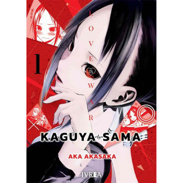 KAGUYA-SAMA: LOVE IS WAR 01