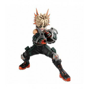 FIGURA KATSUKI BAKUGO (MY HERO ACADEMIA) ENTER THE HERO
