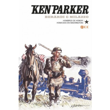 KEN PARKER 02: HOMBRES DE HONOR / HOMICIDIO EN WASHINGTON