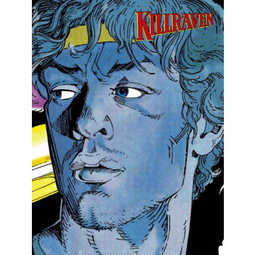 KILLRAVEN (MARVEL LIMITED EDITION)